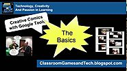 How to Make Comics with Google Apps - The Basics