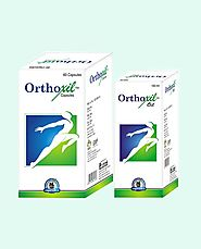 Orthoxil Capsules and Oil Best Value Combo Packs