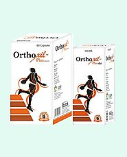 Orthoxil Plus Capsules and Oil Best Value Packs