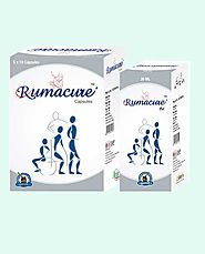 Rumacure Capsules and Oil Best Value Combo Packs