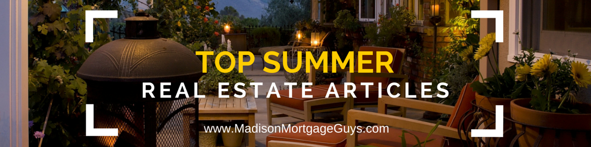 Headline for Top Summer Real Estate Articles