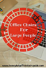 Office Chairs For Heavy People