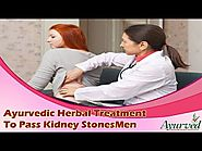 Ayurvedic Herbal Treatment To Pass Kidney Stones
