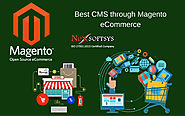 Best CMS through Magento eCommerce