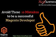 Top 10 Common Mistakes That Magento Developers Make