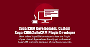 SugarCRM Certified Developer