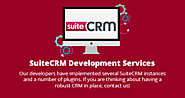 SuiteCRM Development Services