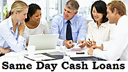 Same Day Cash Loans - Awesome Monetary Relief For Salaried Class People!