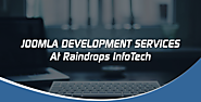Joomla Development Services At Raindrops InfoTech