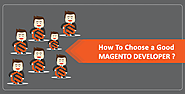 Hire a Good Magento Developer - Raindrops Infotech