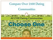 Compare Over 2100 Dating Communities