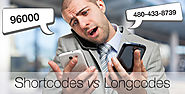 Long Code Text Messaging Service in USA | SMS Service with Short Code in USA