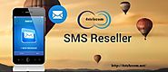 History of SMS marketing reseller programs: