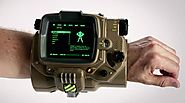 Fallout4 Pip-Boy Smartwatch Functions Are Awesome!!!