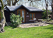 Bluebell Lodge @ The Lodges Retreat near Tunbridge Wells in Kent