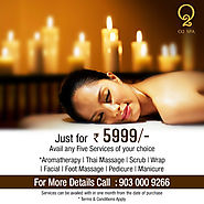 Best Affordable Spa Services at O2 Spa
