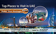 Dubai with our Holiday Dubai packages