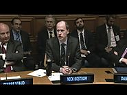 Prof. Max Tegmark and Nick Bostrom Speak to the UN About the Threat of AI