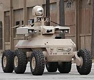 Army Tests Fighting 'Bot