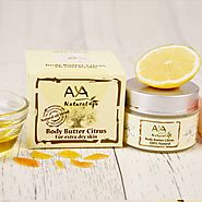 Body Butter- Citrus
