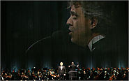 Andrea Bocelli is back on stage in Lajatico,30th July,2016