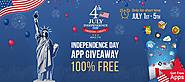 Systweak Software Offers Independence Day App Giveaway this July 4! Get Free Apps