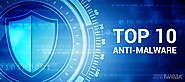 The Best Top 10 Anti–malware software 2016 - Protect your PC from Viruses