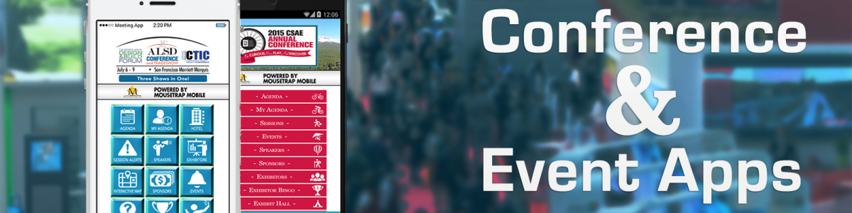 Headline for 17 Best Mobile Event Apps for Conferences and Corporate Events