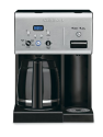Cuisinart Coffee Plus 12-Cup Programmable Coffeemaker with Hot Water System