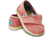 Toms for Babies: Canvas Classic 013001D10 PINK Pink: Shoes