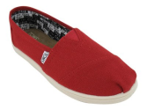 TOMS 'Classic - Youth' Baby Slip-On