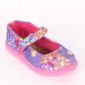 Toms - Tiny Daisy Mary Janes Baby Shoes