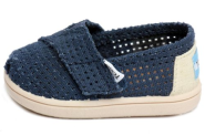 Toms - Tiny Classic Slip-On Baby Shoes