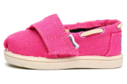 Toms Kids/Baby/Infant Classic Fuschia 012090C13-Cranb