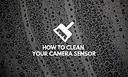 3 Simple Steps to a Clean Camera Sensor - X-Light Photography