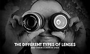 13 Types of Camera Lenses (And Their Uses) - X-Light Photography