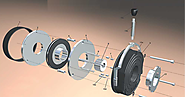 Spring Loaded fail Safe Brake Manufacturer, Supplier in India