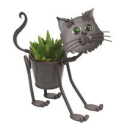 Mini Stray Cat Planter
