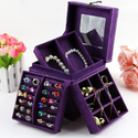 Purple Jewelry Box Organizers I Love