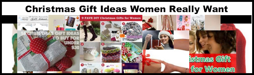 Headline for Christmas Gift Ideas Women Want 2013