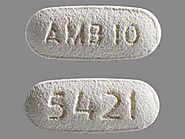 Ambien Uses, Dosage, Side Effects & Warnings - Drugs.com