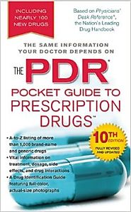 The PDR Pocket Guide to Prescription Drugs Tenth Edition Edition