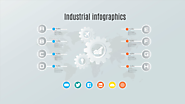 Industrial infographics