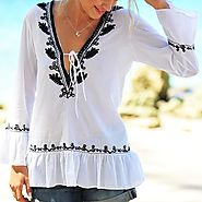 Do You Know The Real Benefit Of Wearing Soft Cotton Tunic Tops?