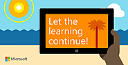 Summer school for educators: Find online courses from Microsoft to advance your professional development over the summer