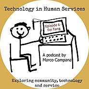Technology in Human Services Podcast – Marco Campana