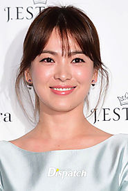Top 10 Most Popular Korean Actresses | Song Hye Kyo