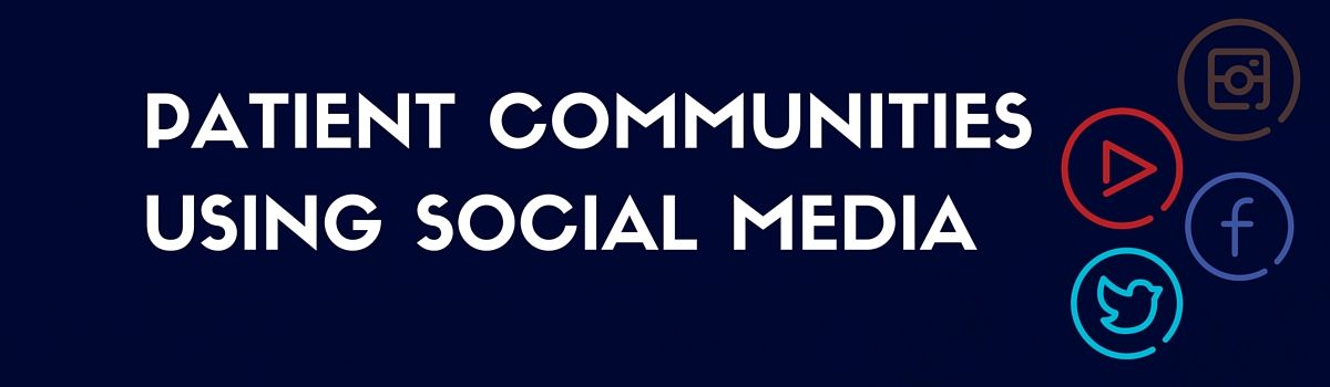 Headline for Patient Communities Leveraging the Social WEb