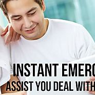 Instant Emergency Loans- Assist You Deal with Sudden Expenses