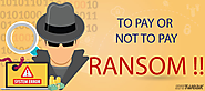 Beware of Ransomware: Information, Types, Prevention & Protection - Infographics